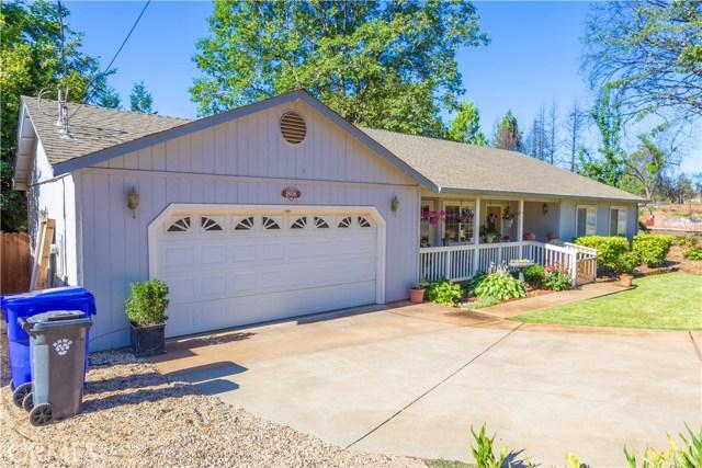1806 Merrill Road, Paradise, CA 95969