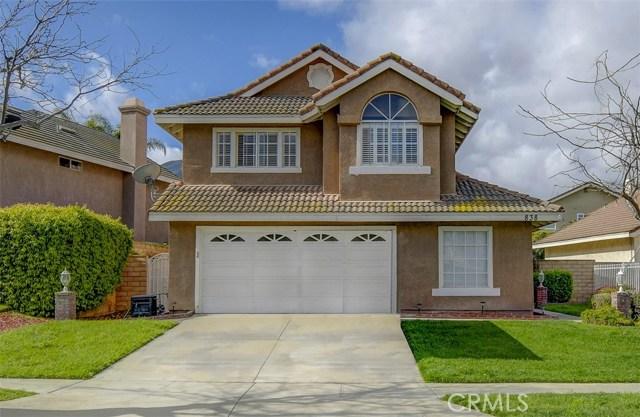 838 Highland View Drive, Corona, CA 92882