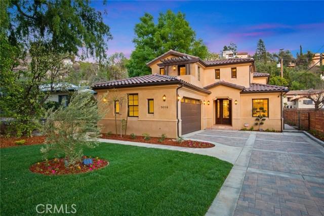 5016 Harriman Avenue, South Pasadena, CA 91030