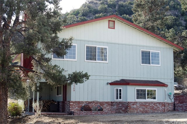 7549 Sand Canyon Drive, Pinon Hills, CA 92372