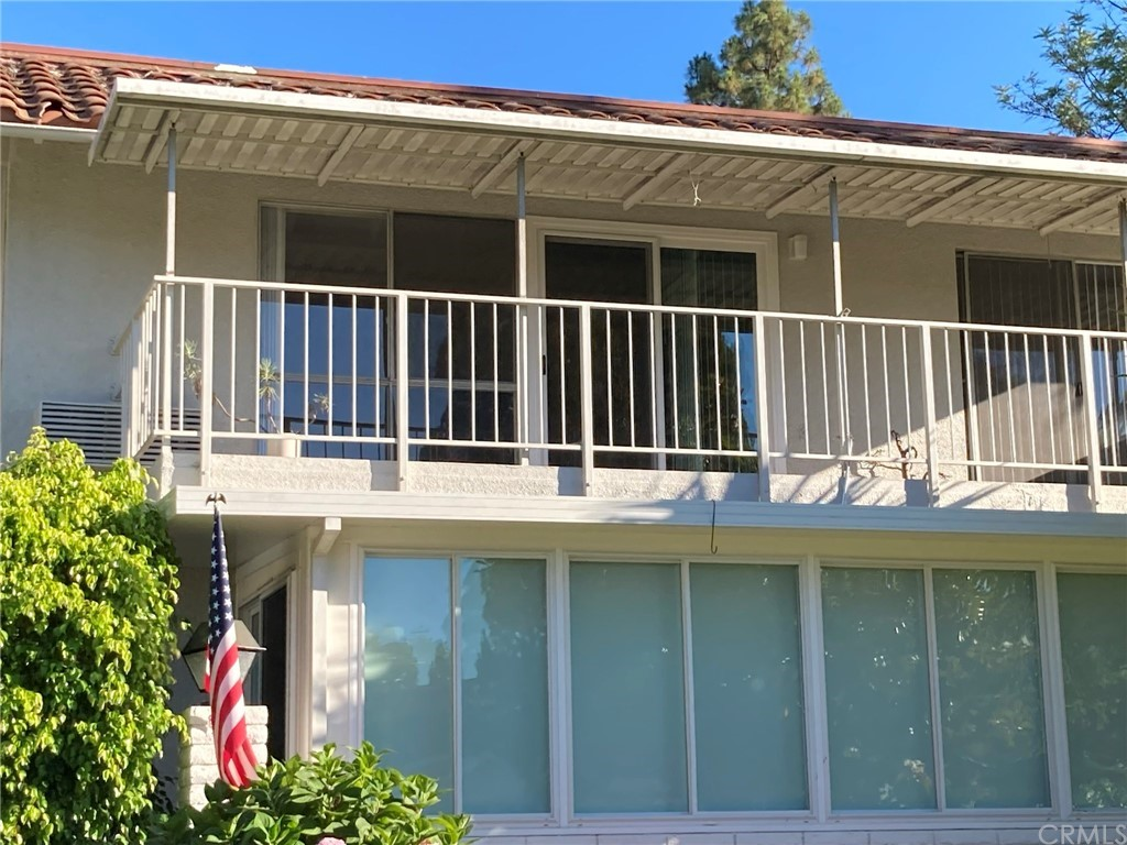 Beautiful inside…. End Unit - Casa Linda model with walk-in tub/shower. Fresh Paint, covered parking spot.  No one above you, large covered balcony, mirrored dining room wall, raised kitchen counter, extra storage, large pantry. Inside stacked washer dryer, skylights and pleasant view from balcony and 2nd bedroom window. Gate guarded adult community with 6 clubhouses and more. Close to Laguna Beach and Irvine Spectrum Center.  Court Approved Probate Sale with full authority to sell.  Sellers do not need to get court approval to sell.  Property is ready to be sold with normal escrow period.  Listing details are not guaranteed.  Buyer to confirm all listing information.