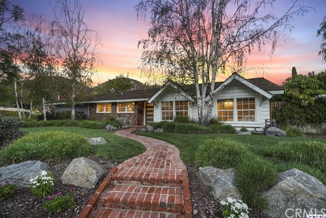 1480 Belleau Road, Glendale, CA 91206