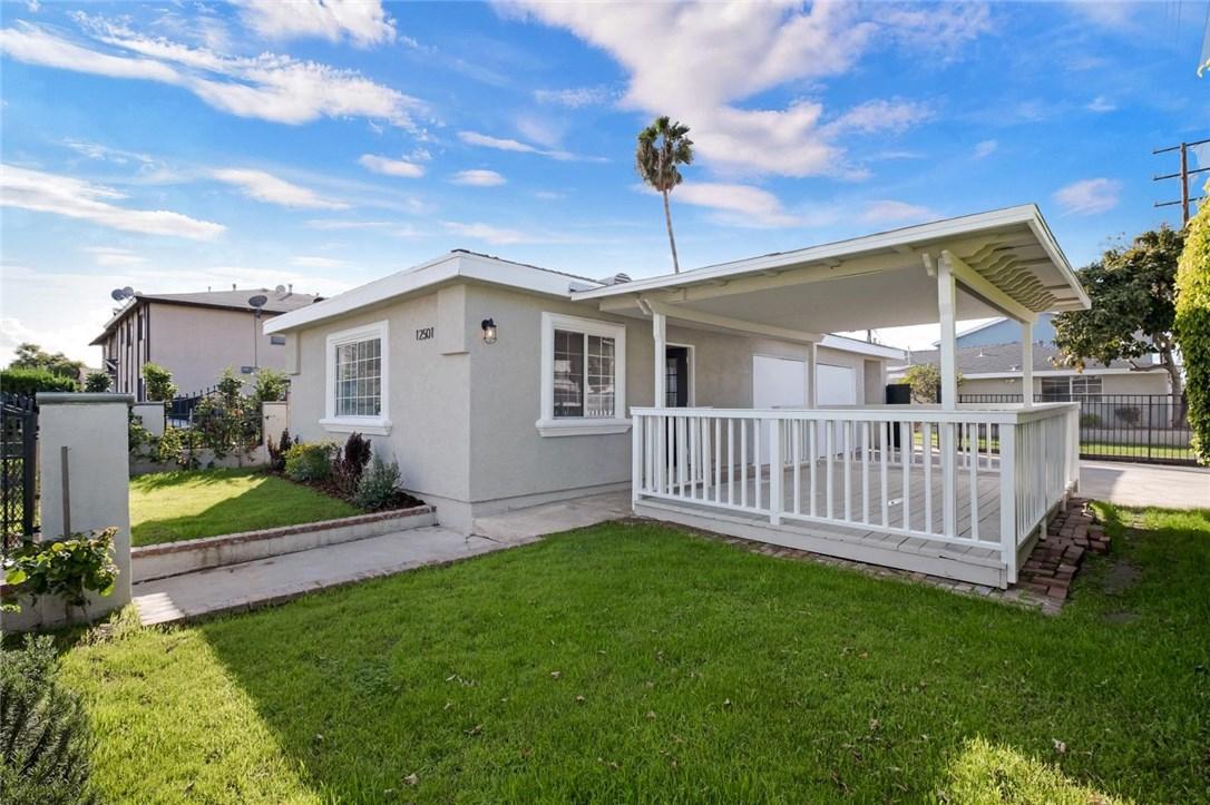 12501 Cranbrook Avenue, Hawthorne, CA 90250