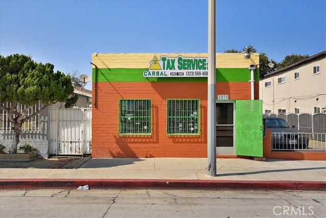 2575 Tweedy Boulevard, South Gate, CA 90280