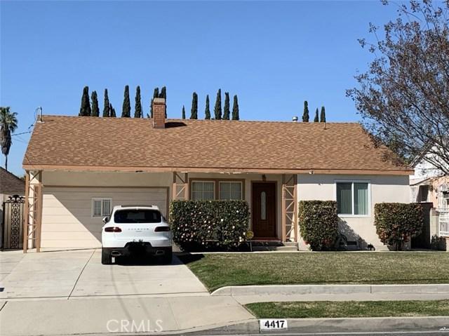 4417 Muscatel Avenue, Rosemead, CA 91770