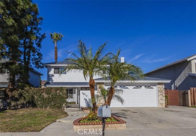 1813 W Garry Avenue, Santa Ana, CA 92704