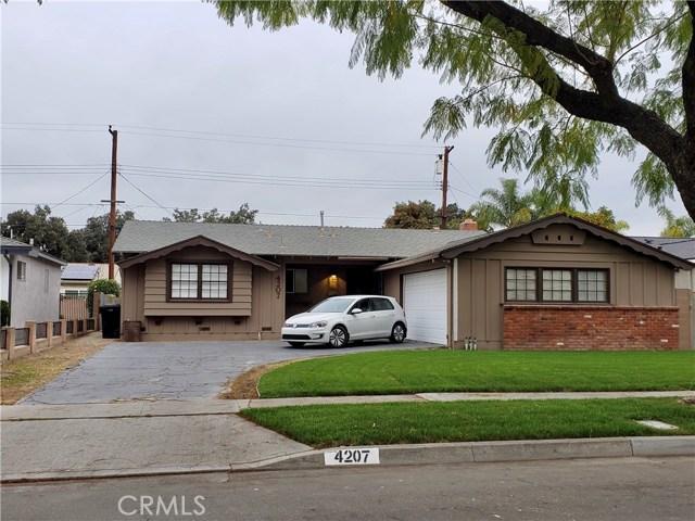 4207 W Flower Avenue, Fullerton, CA 92833