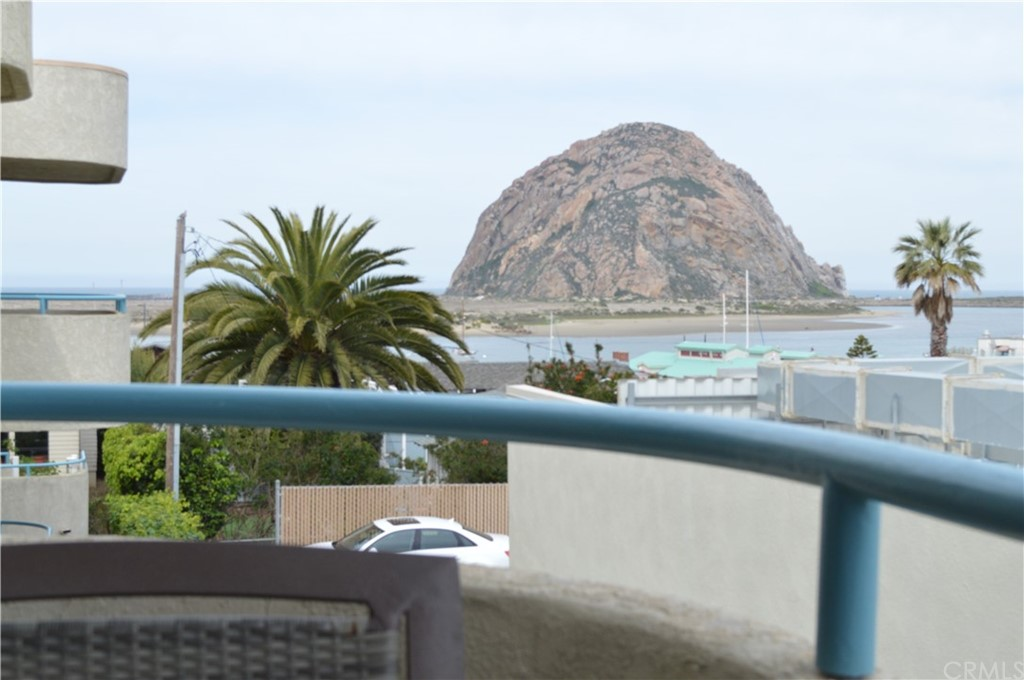 Looking for a incredible view of the ocean and Morro Rock? Look no further because this place has it! Located on the street just above the Embarcadero in beautiful Morro Bay, you will love the tranquil setting of this quiet one bedroom condo. This single level living space is located on the top floor in the well maintained Sea Harbor Villas Condominiums. Owners are permitted to use the community clubhouse and outdoor patio located at the back of the subterranean parking area. Park in guest parking for now and take the elevator up to the third floor to unit 3F. Just down the hall is an owner only community laundry room that is free to use. And talk about convenience, ALL utilities are included in your monthly HOA fee, the HOA is professionally managed, and there's plenty of shopping and services all very close by, including a movie theater! Did I mention the view? Lease in place until the middle of May 2022. Rent is $1,950. Possibly an opportunity for a 1031 exchange? This is a special property.