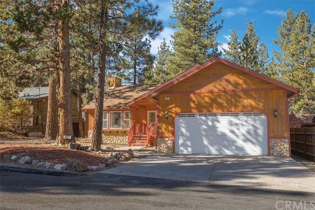 427 Belmont Drive, Big Bear, CA 92314