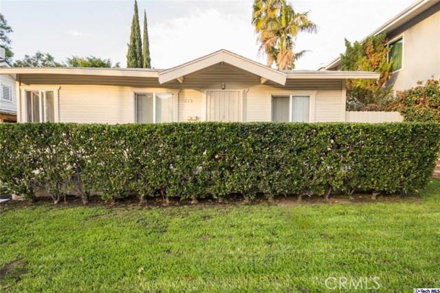 219 W Stocker Street, Glendale, CA 91202