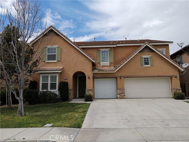 7595 Shadyside Way, Eastvale, CA 92880