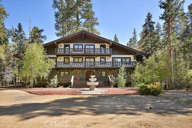 42223 Switzerland Drive, Big Bear, CA 92315