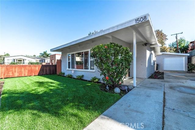 1508 Stanley Avenue, Long Beach, CA 90804