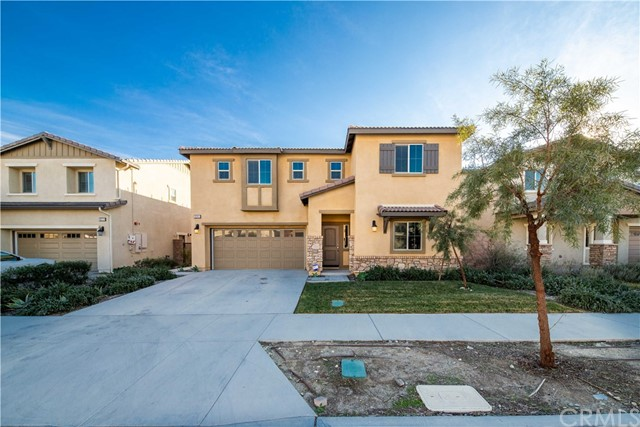 16765 Buttonwood Lane, Fontana, CA 92336