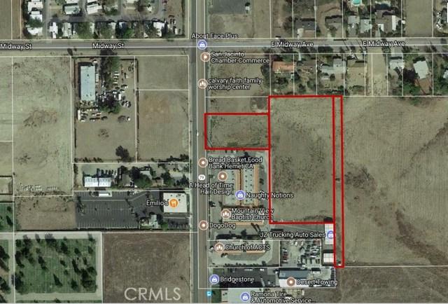 0 San Jacinto Avenue S, San Jacinto, CA 92581