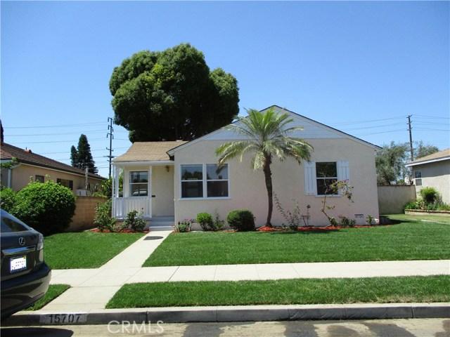 15707 Atkinson Avenue, Gardena, CA 90249