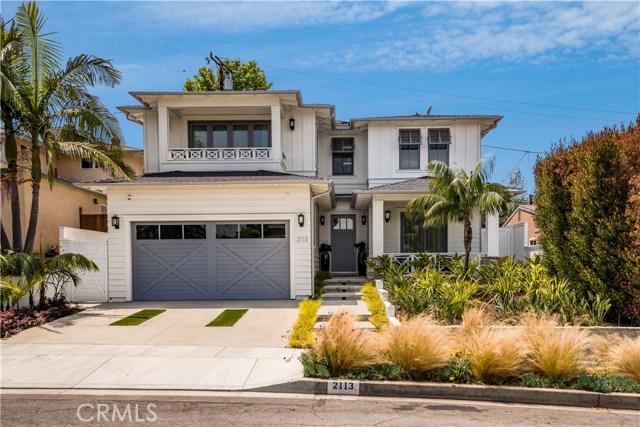2113 Chestnut Avenue, Manhattan Beach, CA 90266