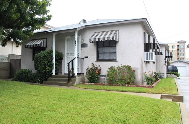 514 Hathaway Avenue, Monterey Park, California 91754, ,Residential Income,For Sale,Hathaway,CV21118060
