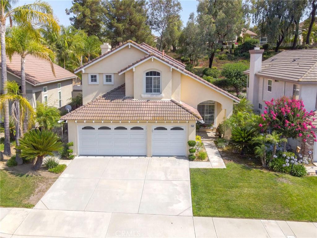 地址: 2539 Paseo Del Palacio , Chino Hills, CA 91709