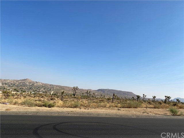 0 WARREN VISTA, Yucca Valley, CA 92284