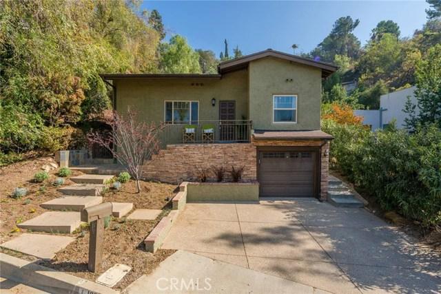 1830 Hill Drive, South Pasadena, CA 91030
