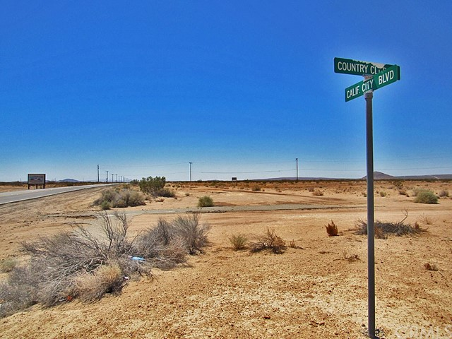 0 California City, Boulevard, California City, CA 93505