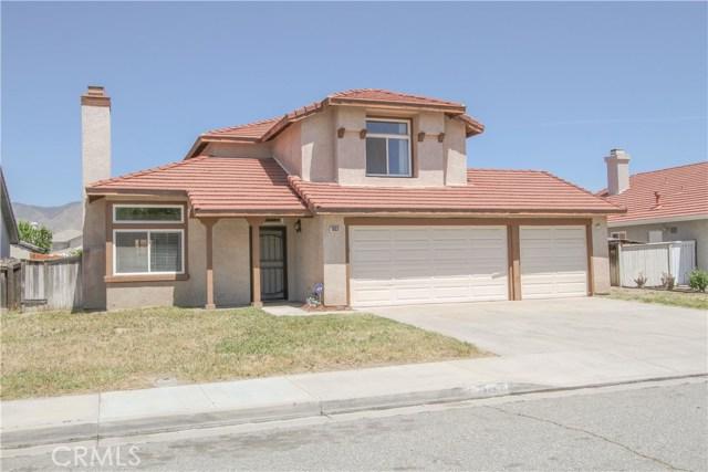 1053 Reinhart Street, San Jacinto, CA 92583