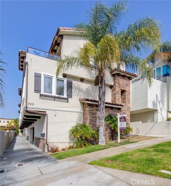 931 1st Street B, Hermosa Beach, CA 90254