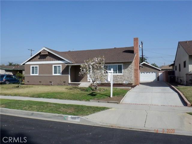 980 N Grandview Avenue, Covina, CA 91722