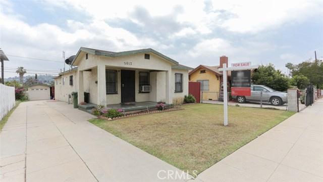 5012 Range View Avenue, Highland Park, CA 90042