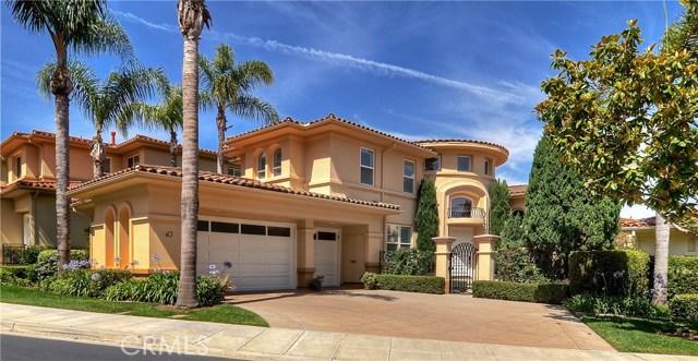 43 Silver Pine Drive, Newport Coast, CA 92657