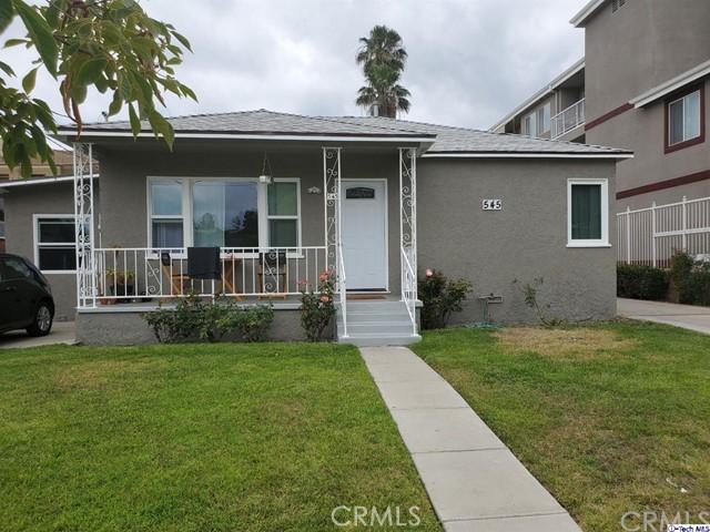 545 E Palmer Avenue, Glendale, CA 91205