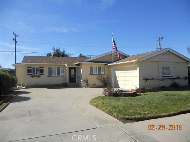 605 S Lucas Drive, Santa Maria, CA 93454