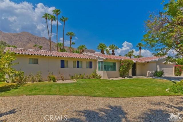 1175 Camino Mirasol, Palm Springs, CA 92262