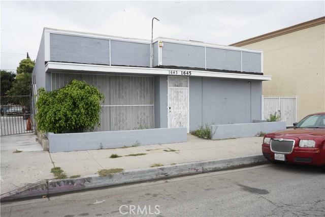 1643 E Compton Boulevard, Compton, CA 90221