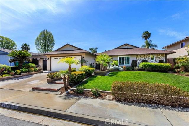 24586 Vanessa Drive, Mission Viejo, CA 92691
