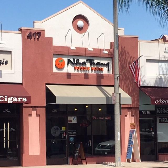 417 W Main Street, Alhambra, CA 91801