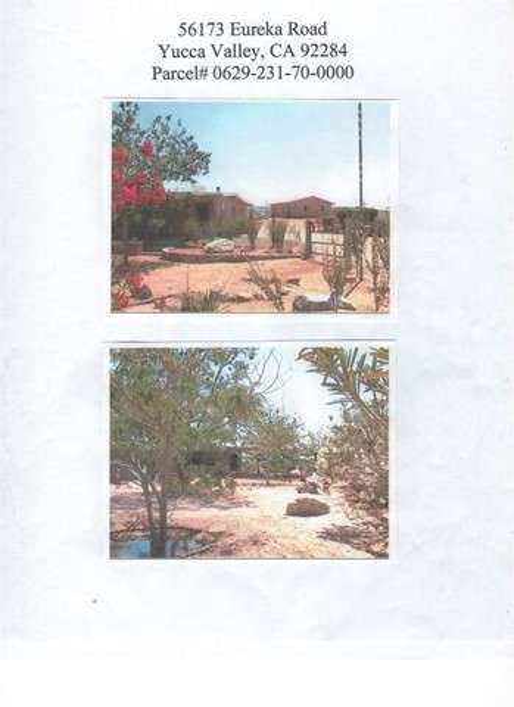 56173 Eureka Street, Yucca Valley, CA 92284