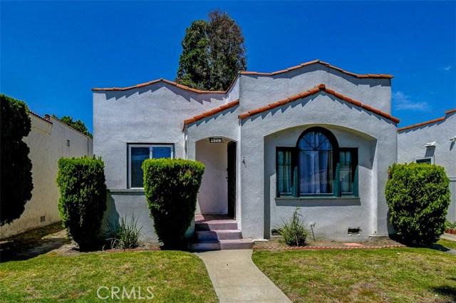 1309 E Hungerford Street, Long Beach, CA 90805