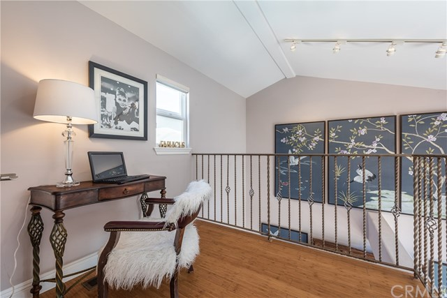 Loft Overlooking Master Bedroom