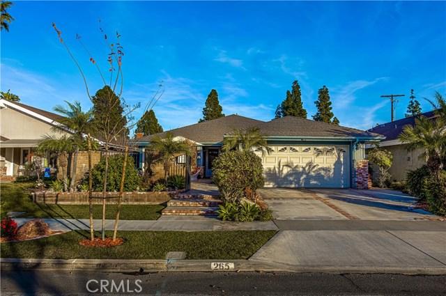265 N Waverly Street, Orange, CA 92866