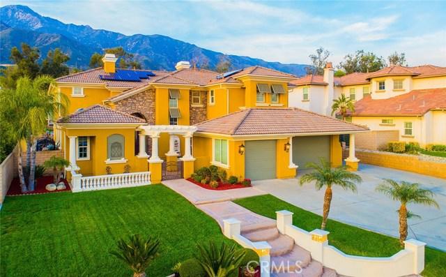 10192 Jacaranda Court, Rancho Cucamonga, CA 91737