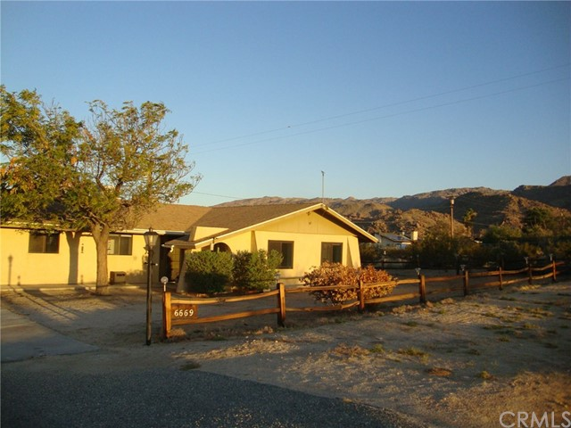 6669 Canyon Road, 29 Palms, CA 92277