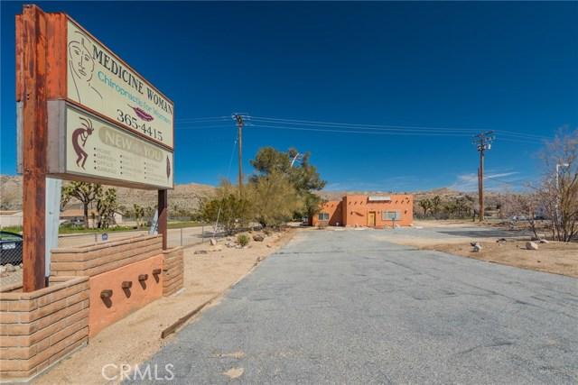 56872 Twentynine Palms, Yucca Valley, CA 92284