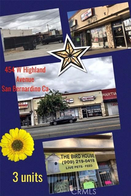 454 W Highland Avenue, San Bernardino, CA 92405