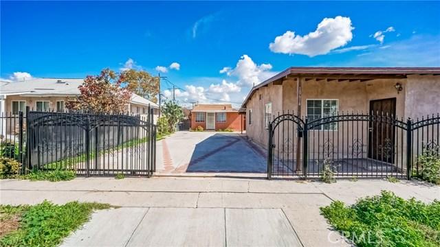 10614 S Hoover Street, Los Angeles, CA 90044