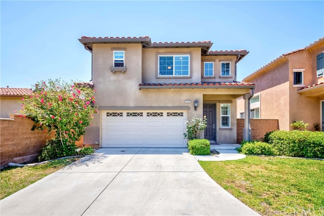 This beautiful gated home is at the end of the cul-de-sac. Four bedrooms with two and half baths. High ceiling entrance. Spacious kitchen features plenty of counter & cabinet space. Built-in stainless steel oven & microwave. Huge master bedroom with walk-in closet. Excellent location with close vicinity to Rowland Heights and Walnut. There is an outdoor recreation area with playground, sports courts and walking trails and is sure to provide plenty of fun time for all ages.