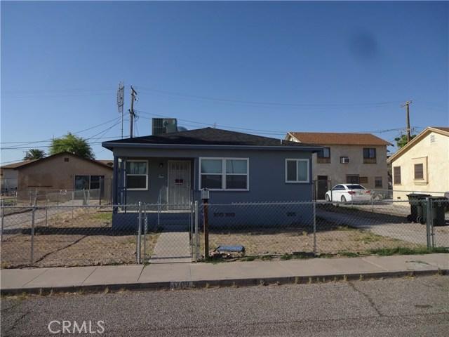 1709 Washington Street, Needles, CA 92363
