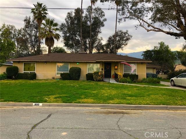 890 E Marshall Boulevard, San Bernardino, CA 92404
