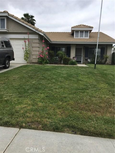 25318 Ridgemoor Road, Sun City, CA 92586